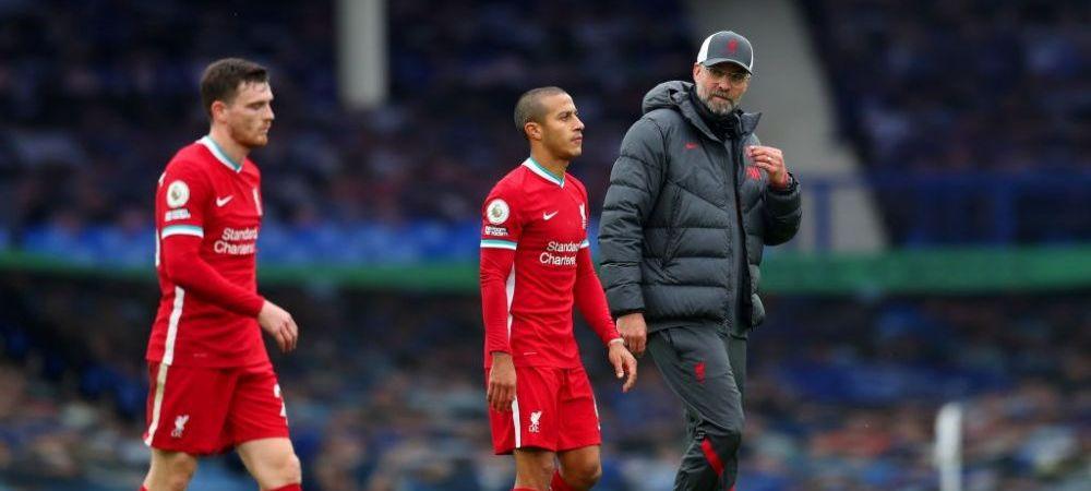 Probleme de lot pentru Jurgen Klopp! Alte doua absente importante la Liverpool inainte de debutul in grupele Champions League!