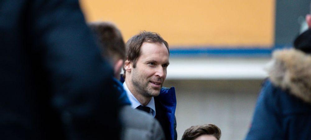 FABULOS! Petr Cech REVINE in poarta lui Chelsea! Lampard l-a inclus pe portarul ceh in lotul pentru meciurile de Premier League, desi acesta S-A RETRAS din activitate de 1 an si jumatate!