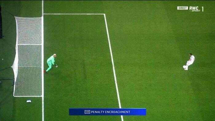 Aroganta lui Bruno Fernandes in meciul cu PSG! A topait in fata lui Navas si a ratat, apoi a repetat gestul! Decizia care i-a INFURIAT pe jucatorii lui PSG