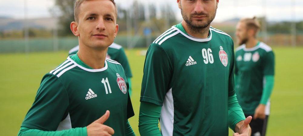 Un jucator necunoscut de la Sepsi a intrat pe radarul granzilor din Romania si din Ungaria