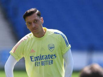 """Ozil, FURIOS dupa ce Arteta l-a lasat in afara lotului: """"Sunt foarte dezamagit. Nu voi lasa sa se termine asa!"""" Promisiunea facuta de mijlocasul german fanilor lui Arsenal"""