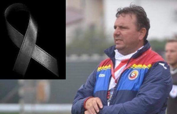 """Florin Bugar a murit la doar 48 de ani! Selectionerul nationalei feminine de tineret era infectat cu Covid-19: """"A pierdut cel mai important meci"""""""