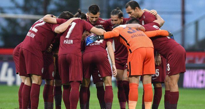 TSKA Sofia - CFR Cluj, LIVE TEXT, de la 19:55   Campioana Romaniei merge in Bulgaria pentru primul meci din grupele Europa League! Echipele probabile
