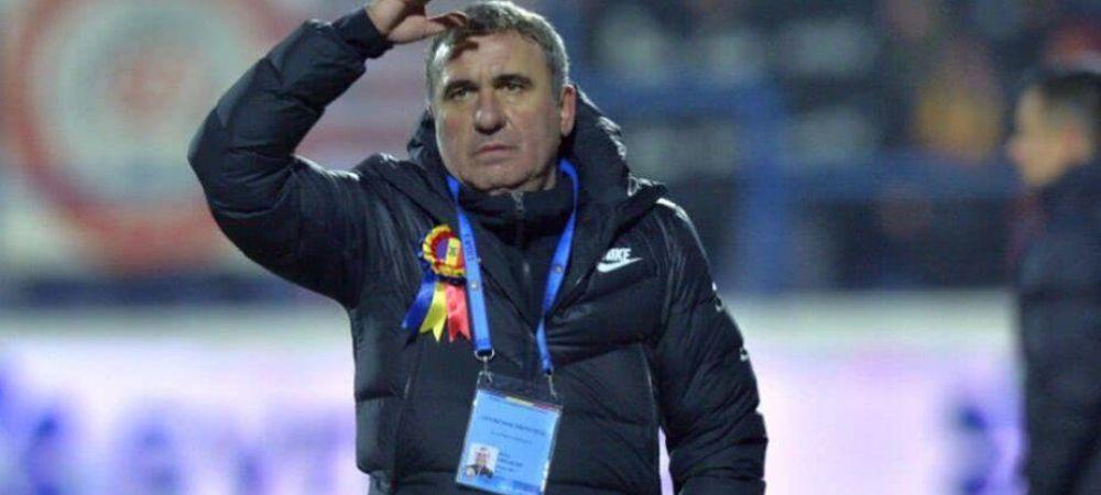 """Gica Hagi ii da replica lui Ionut Lupescu dupa ce acesta i-a spus ca se autopropune la nationala: """"Fiecare poate sa isi spuna opinia"""""""