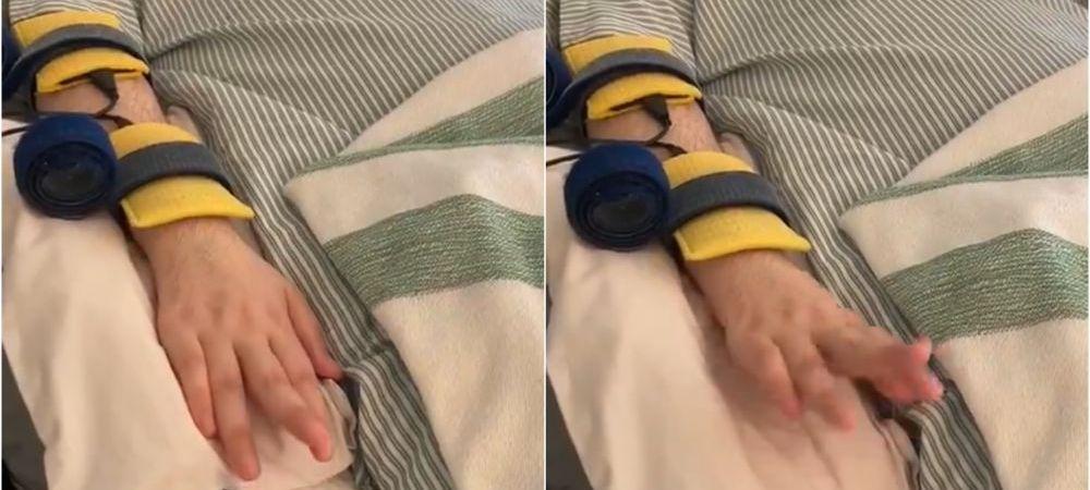 Imagini de necrezut in Arabia Saudita! Printul 'Adormit' care si-a miscat degetele dupa ce a fost 15 ani in coma! Atentie, imagini cu puternic impact emotional