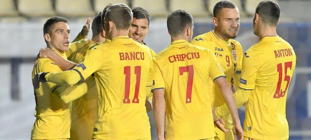 Romania isi afla in decembrie adversarii din preliminariile Campionatului Mondial din 2022! FIFA a stabilit cand are loc tragerea la sorti