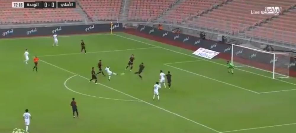 GOL FABULOS Mitrita la primul meci in Arabia Saudita! Un jucator dintr-o suta reuseau asa ceva! Cum a marcat