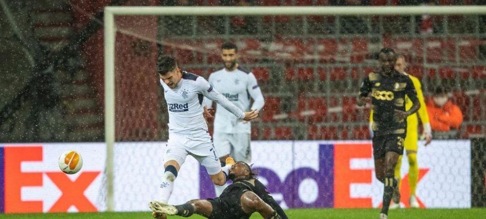 Ianis Hagi a fost 'MEH' cu Standard Liege! :) Ce note a primit mijlocasul roman dupa debutul in Europa League