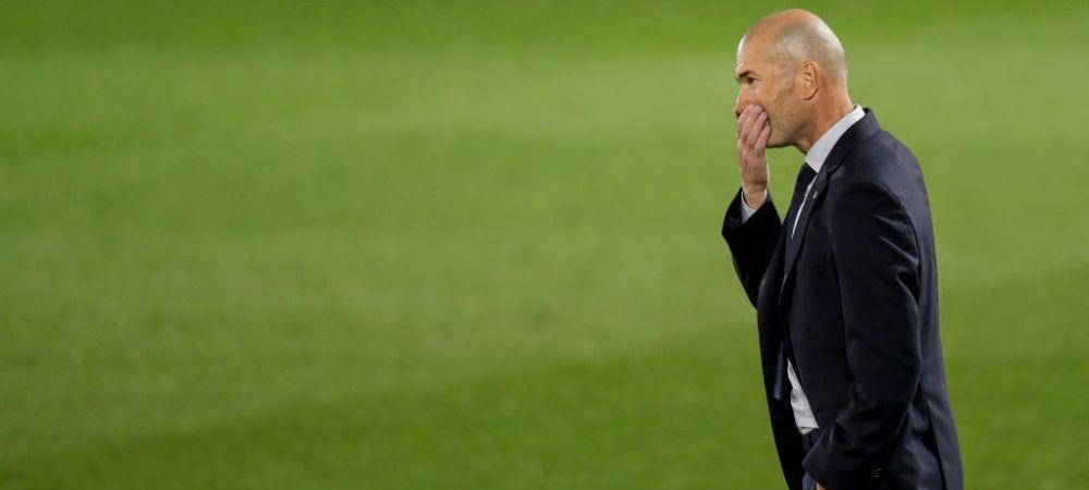 """""""Doar prezentul conteaza la Real Madrid!"""" Zidane, fata in fata cu viitorul in 'El Clasico'! Cine sunt antrenorii care il pot inlocui in cazul unui nou esec"""