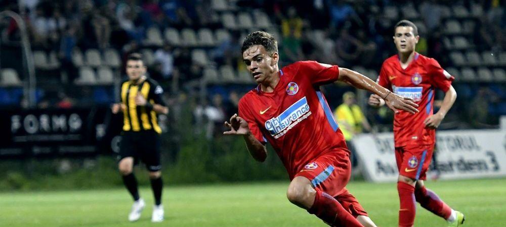 Gigi Becali isi trimite fotbalistii la echipa a doua pentru a lupta cu Steaua! Inca 3 jucatori au ajuns in Liga 3!