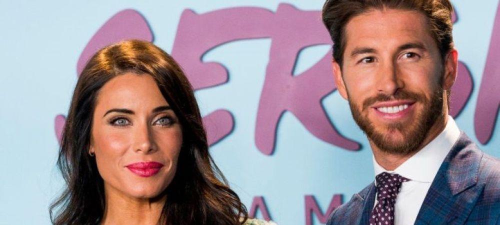 """Cum a fost posibil? Accident domestic STUPID pentru sotia lui Sergio Ramos: """"Mi-a intrat un SURUB in frunte!"""""""