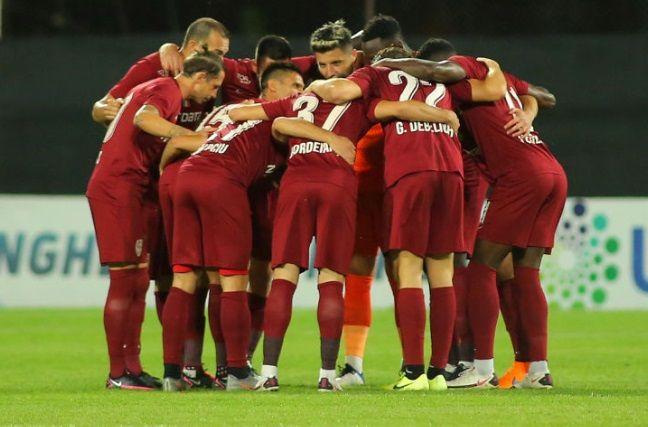 DOVADA ca CFR Cluj duce in spate fotbalul romanesc. Statistica UMILITOARE pentru restul echipelor din Liga 1. Ce s-a intamplat in ultimii 3 ani in Europa