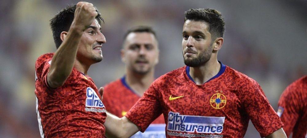 Un fotbalist de la FCSB a avut o cerinta speciala pentru Gigi Becali! Ce i-a transmis direct, la telefon, si ce a facut patronul