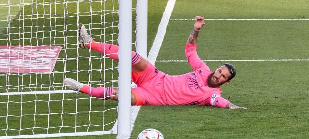 Zidane poate rasufla usurat! Sergio Ramos s-a refacut si este pregatit de 'El Clasico'!