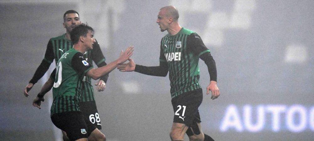 Opriti-va si admirati BIJUTERIA de gol a lui Chiriches! Mai tare decat BOMBA pe care a dat-o cu Ajax in tricoul Stelei! Toata Italia vorbeste de sutul extraterestru al romanului