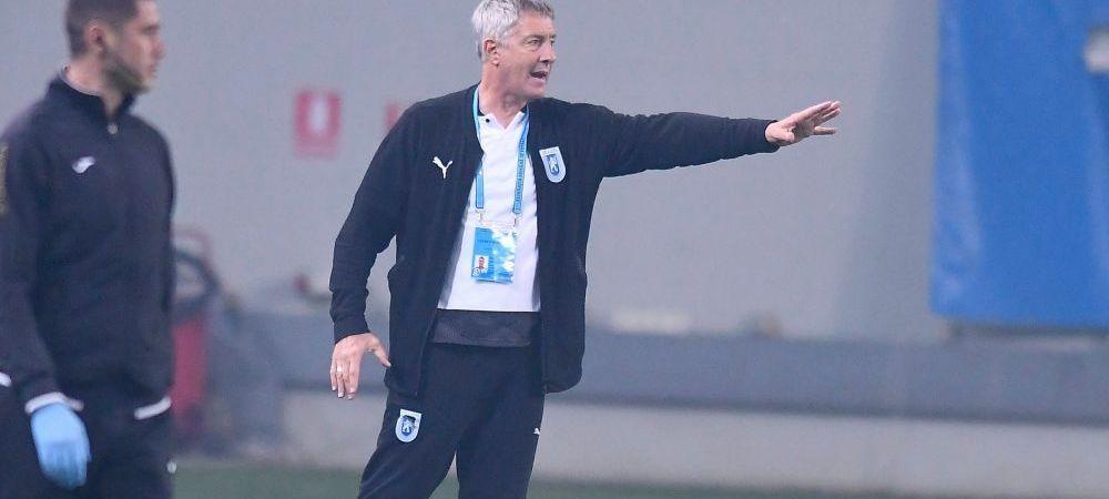 Reactia lui Bergodi dupa prima INFRANGERE din noul sezon! Anuntul antrenorului in legatura cu revenirea lui Koljic pe teren