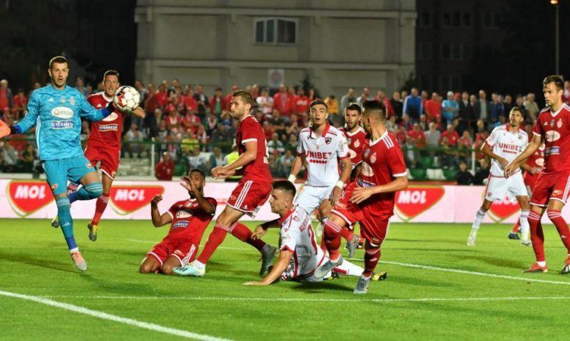 Sepsi Sf. Gheorghe - Dinamo Bucuresti, LIVE TEXT de la ora 21:45 | Dinamo este condamnata la victorie!