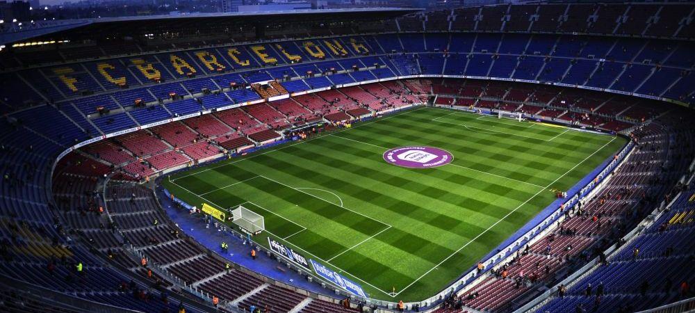 Barcelona si-a prezentat noul vestiar! Hagi si Popescu nu au fost uitati de catalani si apar la loc de onoare