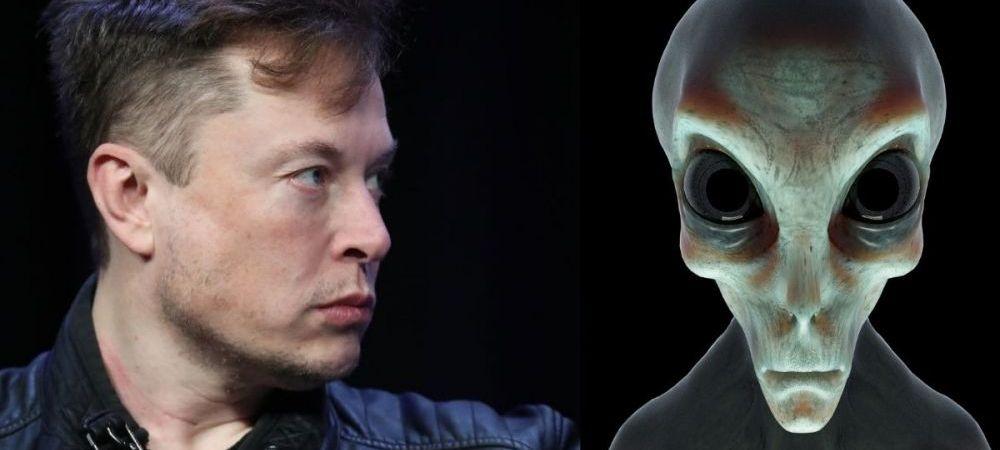Elon Musk a fost intrebat de existenta extraterestrilor! Unde ar putea sa traiasca acestia