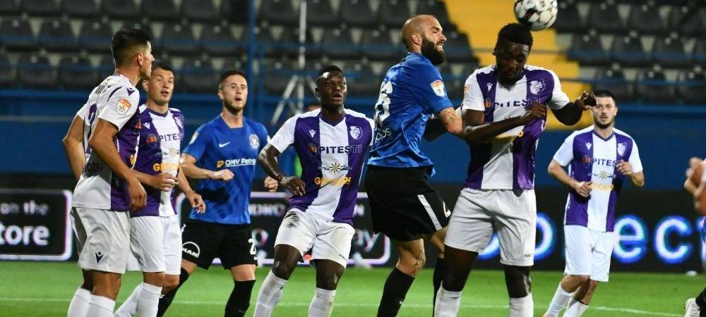 Viitorul 2-2 FC Arges | Viitorul, aproape de DEZASTRU cu FC Arges! S-a salvat in PRELUNGIRI, din penalty! AICI sunt fazele