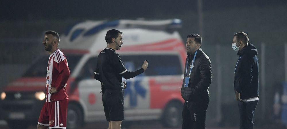 """ADIOS, BOGATIE la Dinamo! Contra l-a sunat pe Rufo imediat dupa meci: """"I-am zis ca schimbam foaia!"""" Zile DECISIVE pentru antrenorul lui Dinamo"""