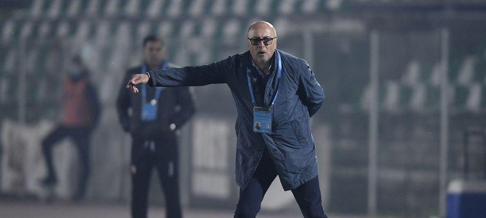 """Prima reactie a lui Grozavu dupa cele 3 puncte obtinute in fata 'super-transferurilor' de la Dinamo: """"Asta este diferenta dintre noi si Dinamo!"""""""