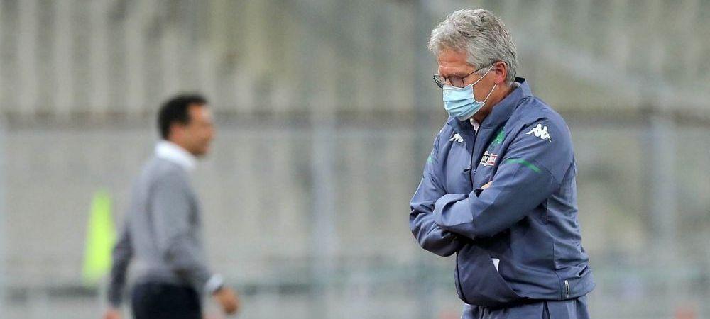 """Debut cu ghinion pentru Boloni la Panathinaikos! Echipa romanului, egalata in prelungirile meciului: """"Nu pot face minuni!"""""""