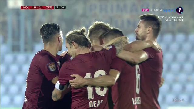 FC Voluntari 0-1 CFR Cluj | Calm down and Dan Petrescu! CFR, NICIO problema la Voluntari: Itu a marcat golul victoriei