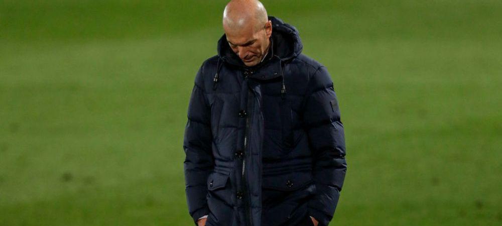 Perez ii facuse bagajul lui Zidane inainte de El Clasico! Pe cine a sunat presedintele lui Realpentru a-l inlocui pe antrenorul francez