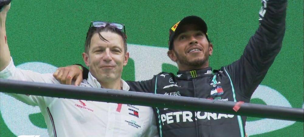 Hamilton (Mercedes) a castigat Marele Premiu de Formula 1 al Portugaliei si a depasit recordul ISTORIC al lui Schumacher