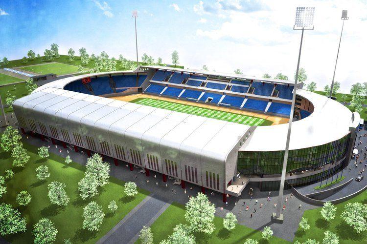 SE FACE inca un stadion de LUX in Romania?! Plan de 50 de milioane de euro! Arena arata fantastic