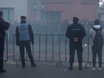 Ultrasii Petrolului s-au dus peste jucatori dupa infrangerea cu Craiova! Momente dure in fata stadionului. Ce s-a intamplat