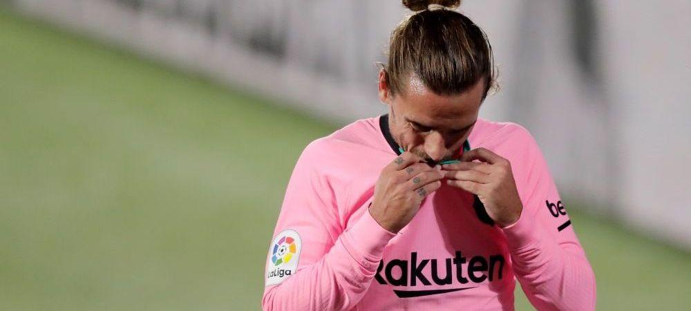 """Un fost campion mondial il sfatuieste pe Griezmann sa plece URGENT de la Barcelona:""""Situatia este de-a dreptul critica"""""""