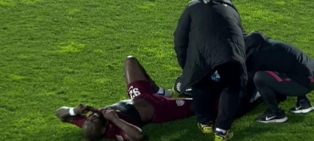 DEZASTRU pentru Dan Petrescu! Doctorii au dat VERDICTUL HORROR dupa accidentarea lui Cestor: e OUT tot sezonul