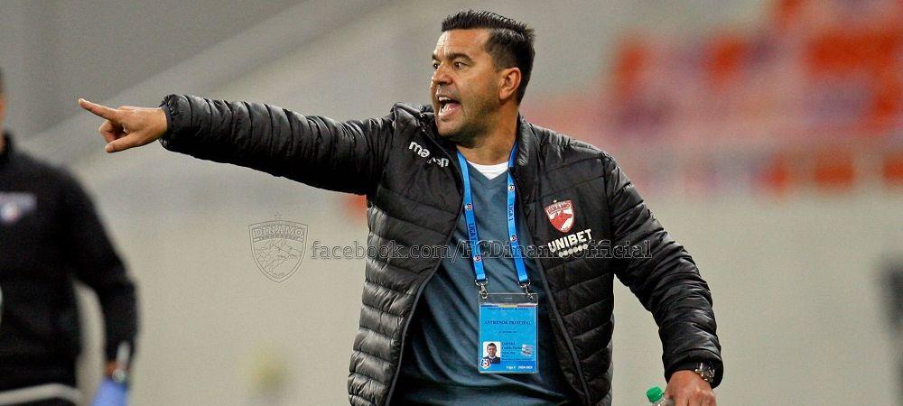 """Sergiu Hanca sare in apararea lui Contra! """"Nu este un las, nu fuge atunci cand e greu! Trebuie sa ii faca sa inteleaga ca sunt la Dinamo!"""""""