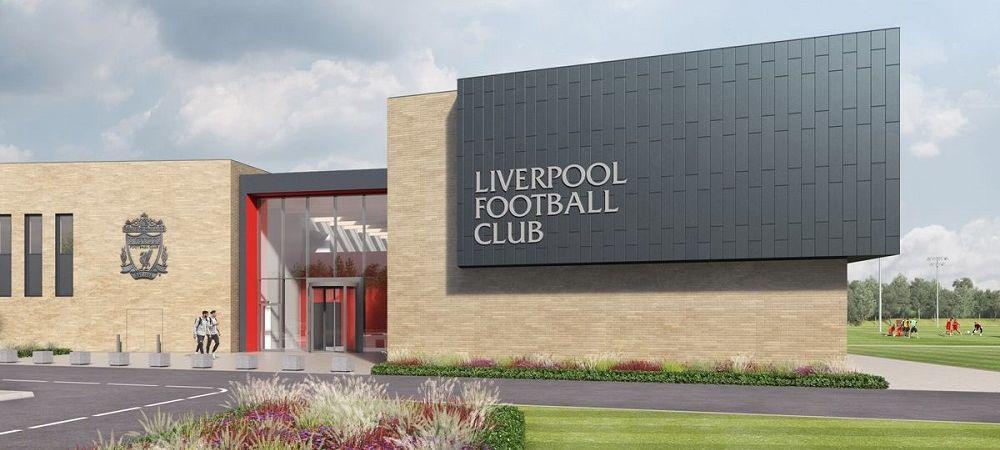 Imagini SUPERBE cu baza de antrenament de zeci de MILIOANE a lui Liverpool! Cand se muta echipa lui Klopp de pe Melwood