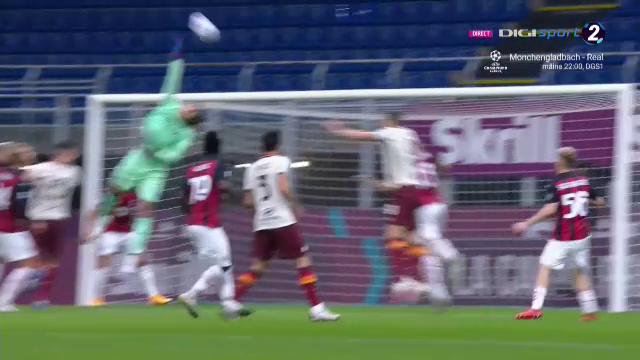 Gafa URIASA a lui Tatarusanu in derby-ul cu Roma: GOL DZEKO! Zlatan si-a pus mainile in cap! Ce a putut sa faca portarul Romaniei