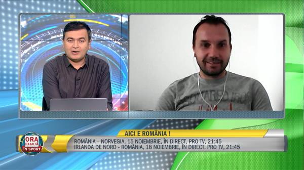 """EXCLUSIV   Sorin Paraschiv o vede pe CFR favorita la titlu, dar spune de FCSB ca are calitate individuala: """"Man si Coman sunt cei mai buni din Romania!"""""""