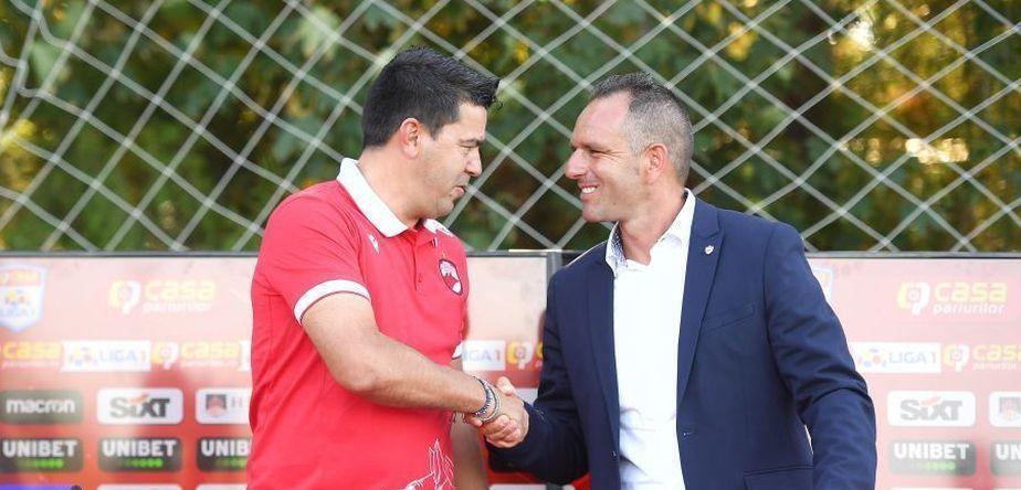 """Ultimatum pentru Contra?! """"Daca pierdem si vineri e normal sa luam niste decizii!"""" Pablo Cortacero, noi detalii despre situatia de la Dinamo"""