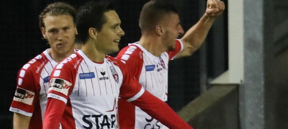 Doi fosti dinamovisti au revenit in Liga 1! Cu ce echipa din Romania au semnat! Anuntul oficial al clubului
