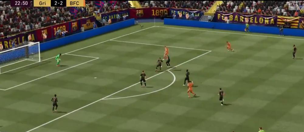Greseli de neimaginat in FIFA 21! Jucatorii incep sa ZBOARE pur si simplu din teren! VIDEO