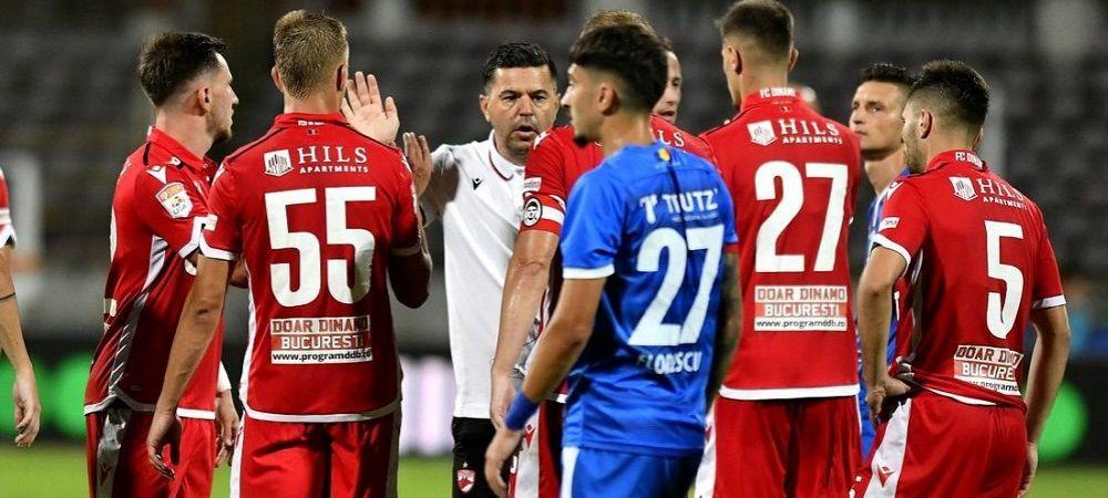 Mircea Rednic, dorit de spanioli la Dinamo! Ce clauza de reziliere are Cosmin Contra