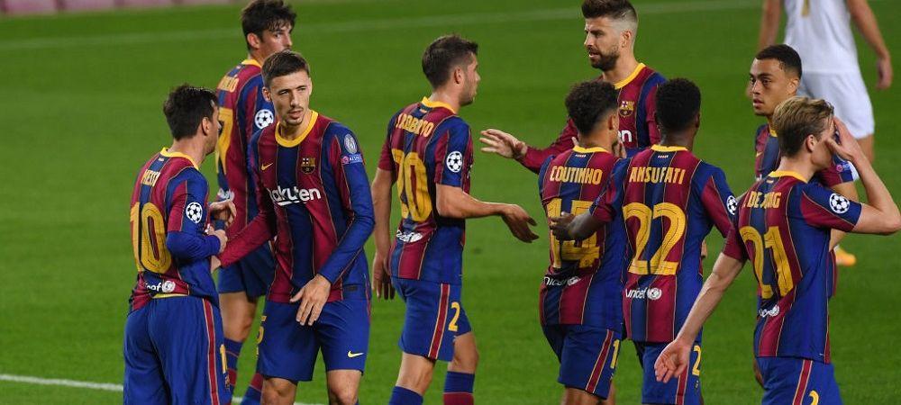 BOMBA in fotbalul mondial! Barcelona, printre participantele la SUPERLIGA DE LUX proiectata de FIFA! Anunt de ULTIMA ORA