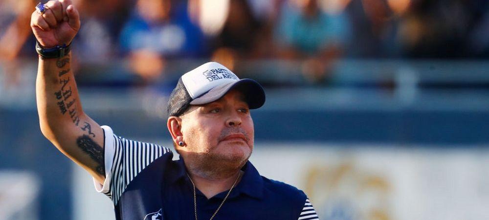 Diego Maradona, in pericol! Antrenorul ar putea fi infectat cu noul coronavirus! Ce se intampla in Argentina