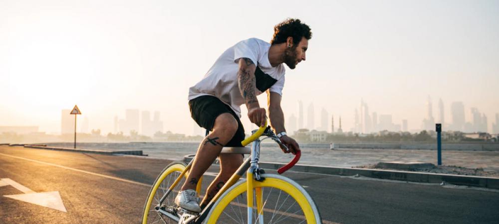 (P) 5 motive să mergi cu bicicleta în fiecare zi
