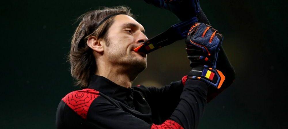 Postul lui Tatarusanu, amenintat?! Un fost portar de la PSG vrea sa joace pentru nationala Romaniei! Anuntul presei franceze