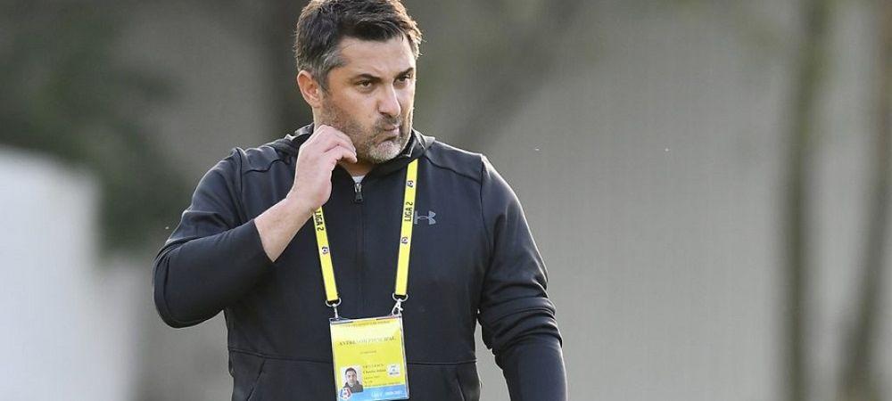 """Inca un club din Liga 2 a ramas fara antrenor! Claudiu Niculescu s-a despartit de CS Mioveni dupa infrangerea in fata celor de la """"U"""" Cluj!"""