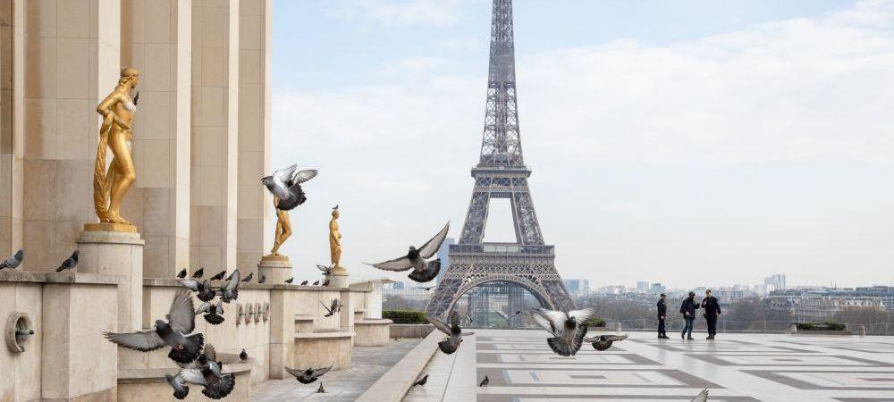 Franta intra in CARANTINA TOTALA pentru o luna! Anuntul oficial al lui Macron