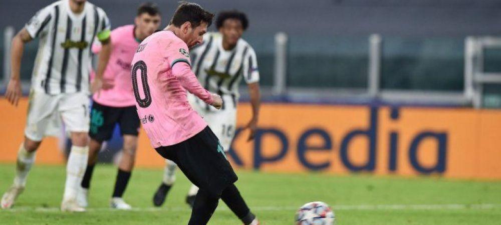 Imaginile care fac inconjurul lumii! Cum au fost surprinsi Messi si Koeman la finalul meciului cu Juventus
