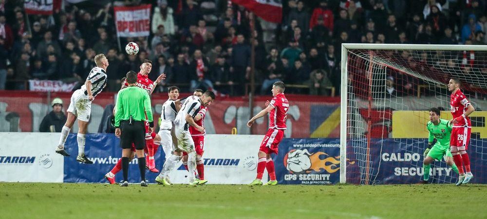 Astra, cu echipa a doua la meciul cu Dinamo?! Cand se decide daca meciul se joaca sau nu